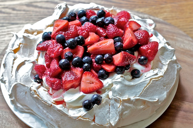  Patriotic Pavlova