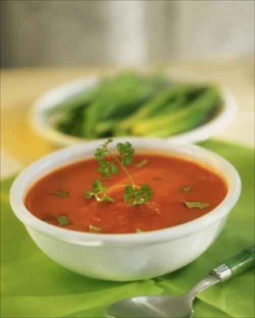 Cherry Tomato Soup