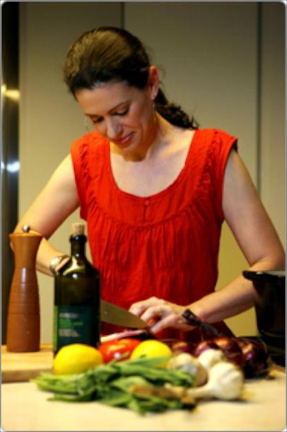 Chef Leticia Schwartz