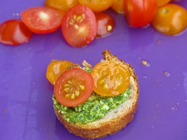 Super Green Pesto Recipe