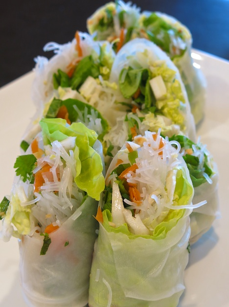 North Shore Spring Rolls