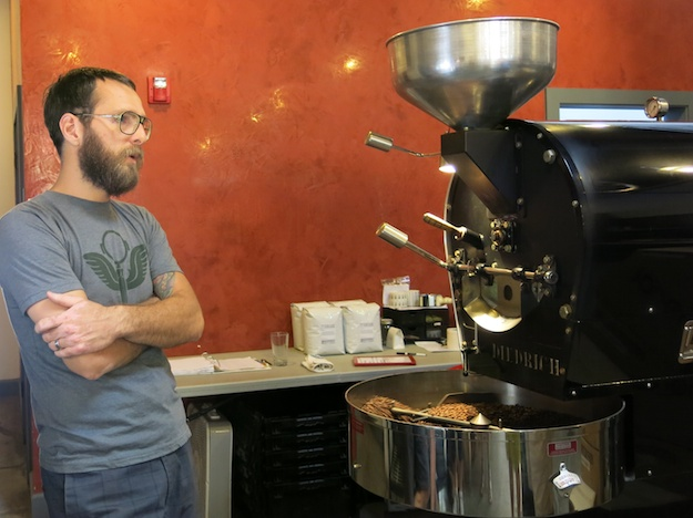 Dave Beach, Owner, Back Porch Roasters