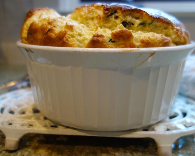 Corn Souffle