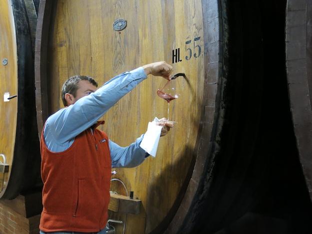 Roberto Conterno, Giacomo Conterno Wine Estate