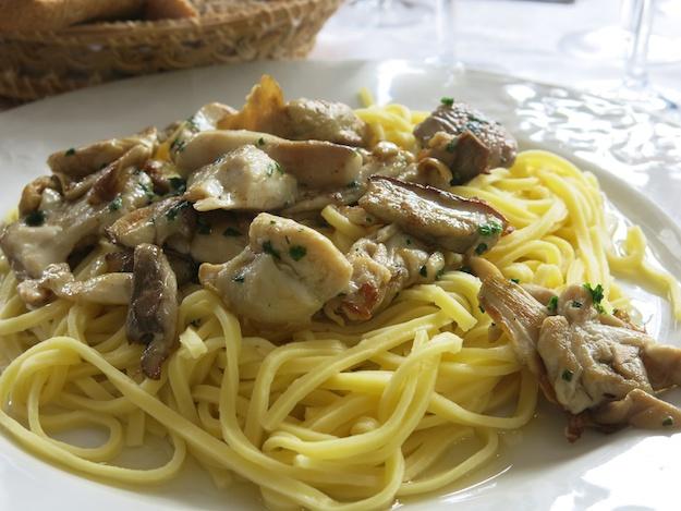 Ristorante Cantinone- 1 Michelin star