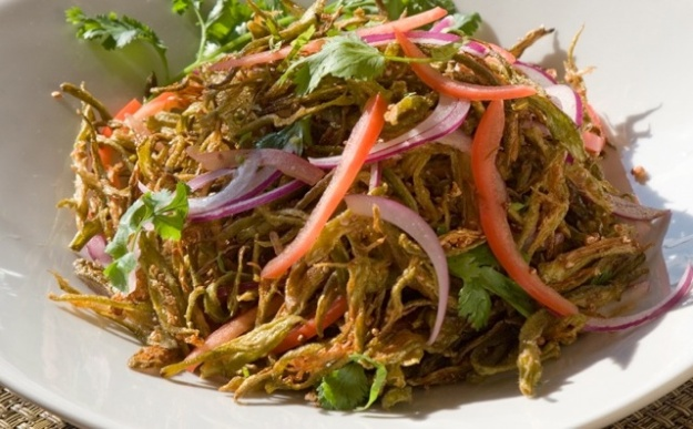 Crispy Okra (Karari Bhindi)