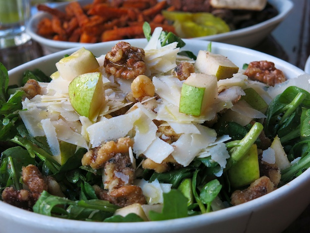 Watercress and Arugula Salad