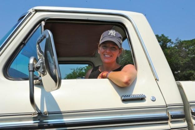 Lori Cochran Dougall, Westport Farmers' Market Director