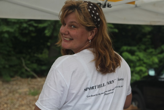 Patti Popp, Farmer, Sport Hill Farm