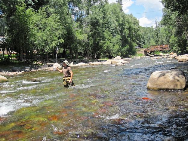 Roaring Fork River