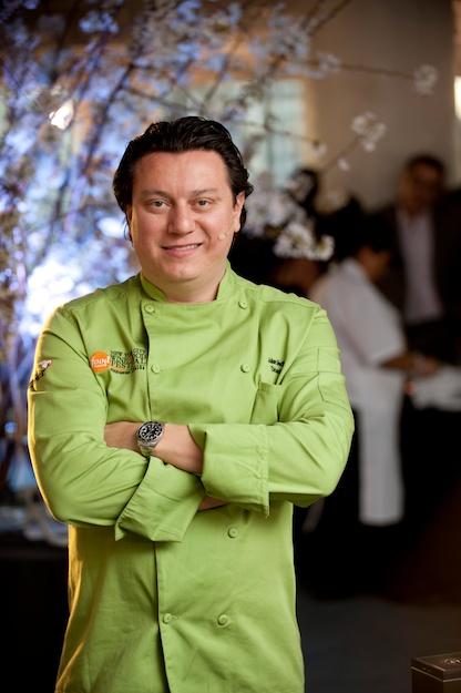 Chef Julian Medina