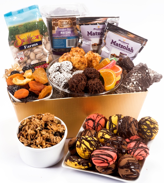 Wise Passover Basket- Kosher Gift Box
