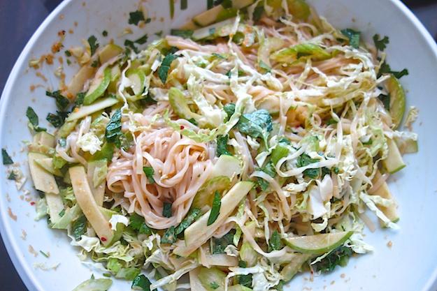Photo: Melissa Roberts: Rice Noodles
