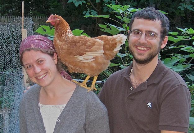 Anna and Naftali Hanau