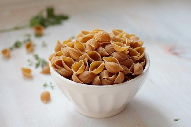 Photo: Liz Rueven; whole wheat shells
