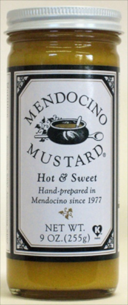 Photo: Mendocino Mustard