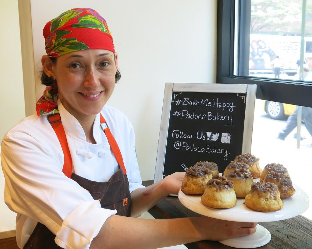 Chef/Baker Rachel Binder Photo: Liz Rueven