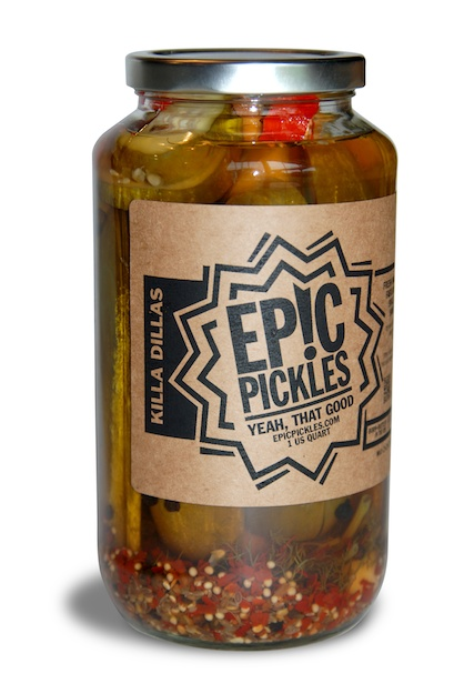 Photo: Rob Seufert of Epic Pickles