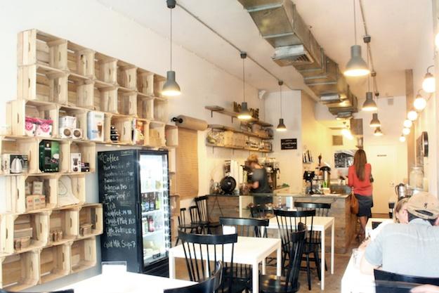 Photo: Moss Cafe