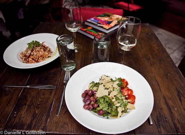 Pure Food and Wine Presents Fresh Flavors & Pasta-less Lasagna