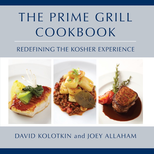 September Give-Away: The Prime Grill Cookbook