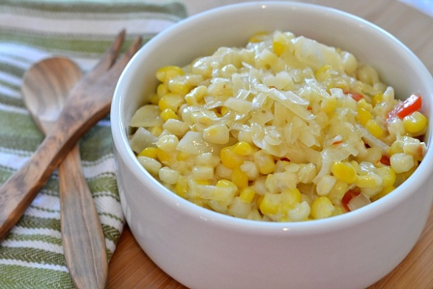 Welcoming the Season with Creamed Corn