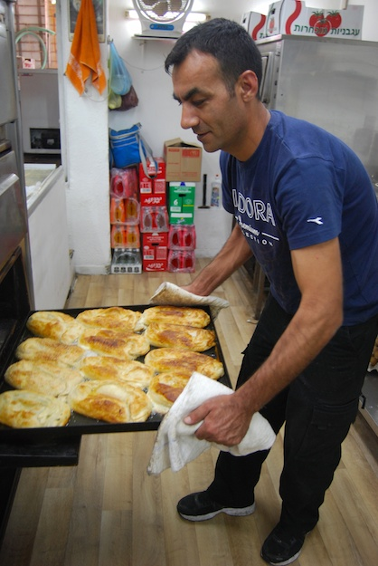 Delicious Dairy & Bourekas in Israel
