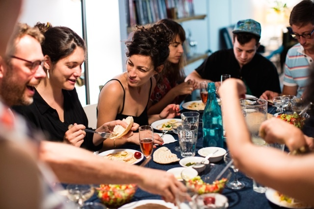 EatWith in Someone Else's Kitchen