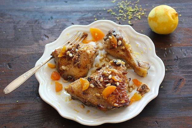 Marrakesh Chicken for a Crowd
