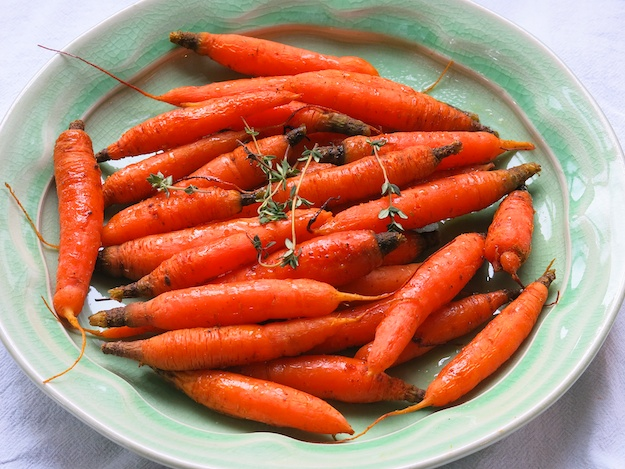Local Carrots and How to Elicit Nature's Sweetness