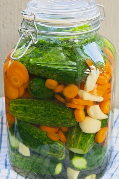 Tell Me More: How to Pickle My Veggies