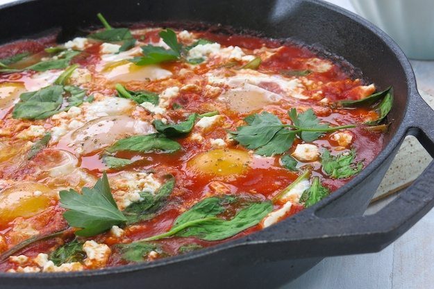 Shakshuka; Perfect at any Time