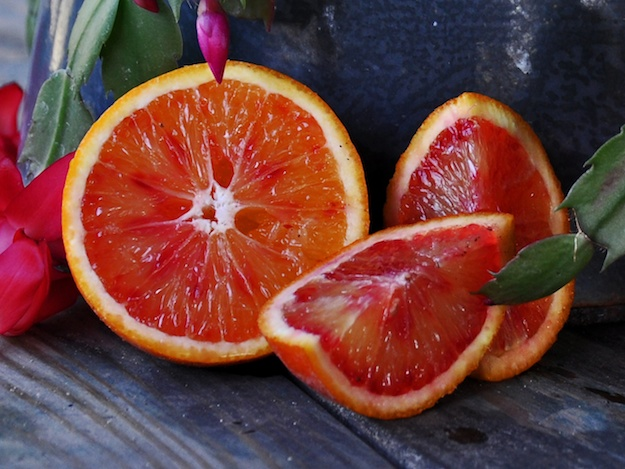 Seasonal Snippet: Sunny Southern Blood Oranges