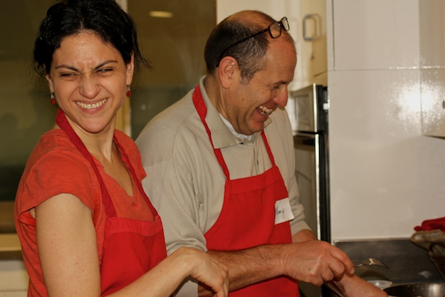 Enlightened Hanukkah Cooking Class