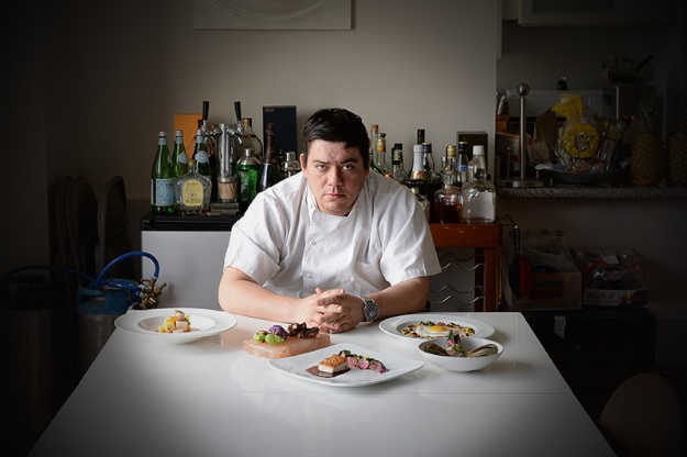 Is this Kosher Chef the Next Top Chef? Consider this Ceviche.