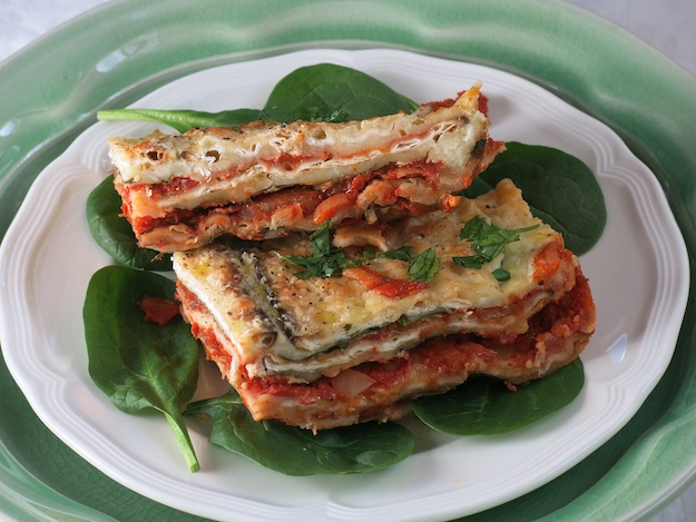 Matzah Lasagna all Grown Up (or Not)