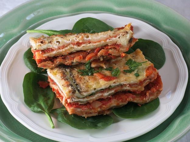 Matzah Lasagna all Grown Up (or Not)