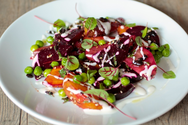 Arik Bensimon's Do-Ahead Savory Summer Salad