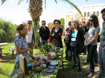 Israel Sustainable Food Tour