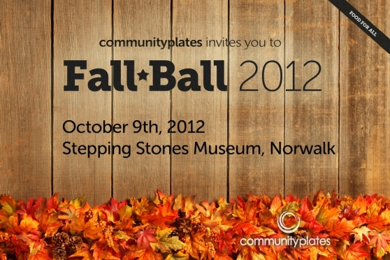 Community Plates Fall Ball