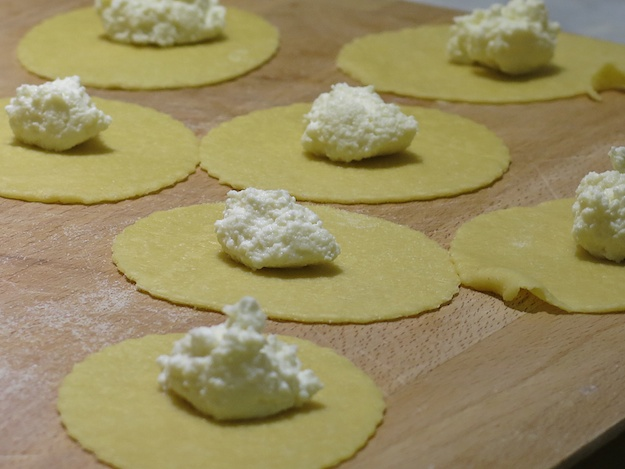 Cheese Ravioli Recipe (or The Perfect Foil for your Truffle Splurge)