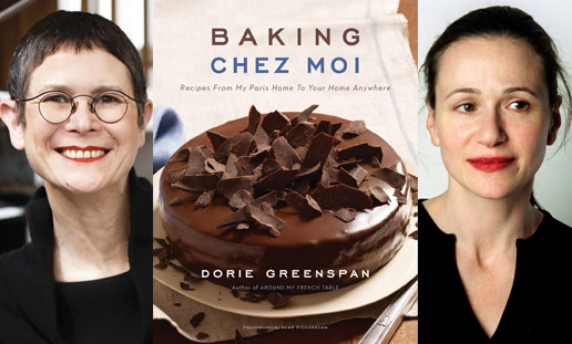 Baking Chez Moi with Dorie Greenspan