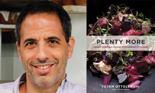 Plenty More with Ottolenghi
