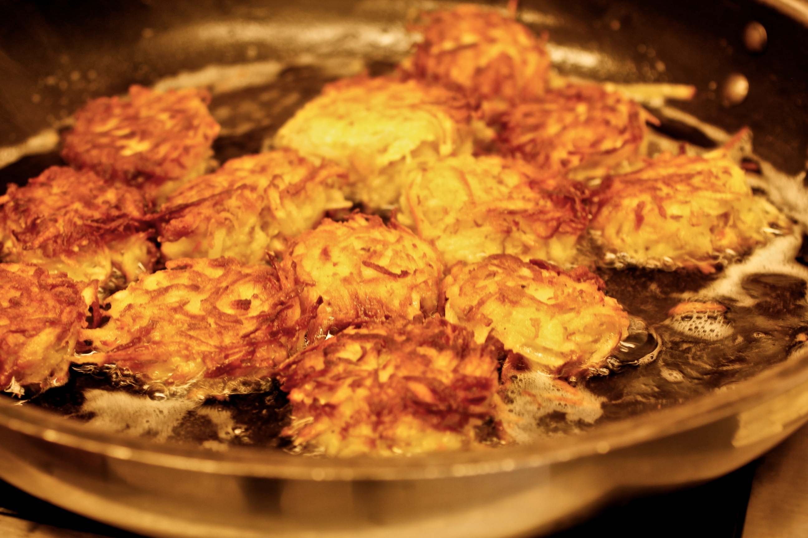 Sizzling Latkes and Gravlax with Chef Russell Moss in TriBeCa