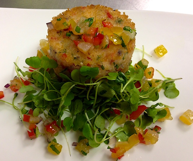 Cozy Up to Salmon Cakes