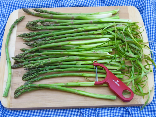 Seasonal Snippet: Asparagus
