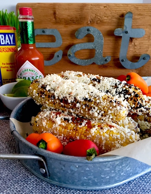 Mexican Street Corn Makes the Party