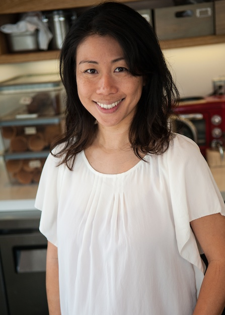 Sweet Rose Creamery founder,Shiho Yoshikawa - Photo Credit Emily Hart Roth
