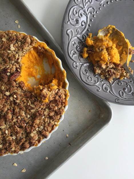 Shop Local for this Sweet & Savory Carrot Mash