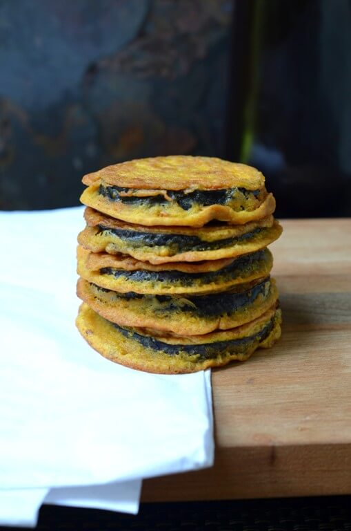 Spice up Chanukah with these Eggplant Pakoras